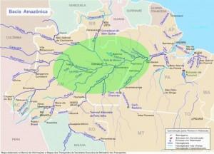 Zone d'origine dell'Ancistrus